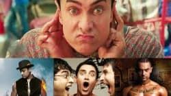 Dhoom:3, 3 Idiots, Ghajini