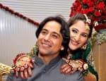 Rakshanda Khan and Sachin Tyagi have a baby girl