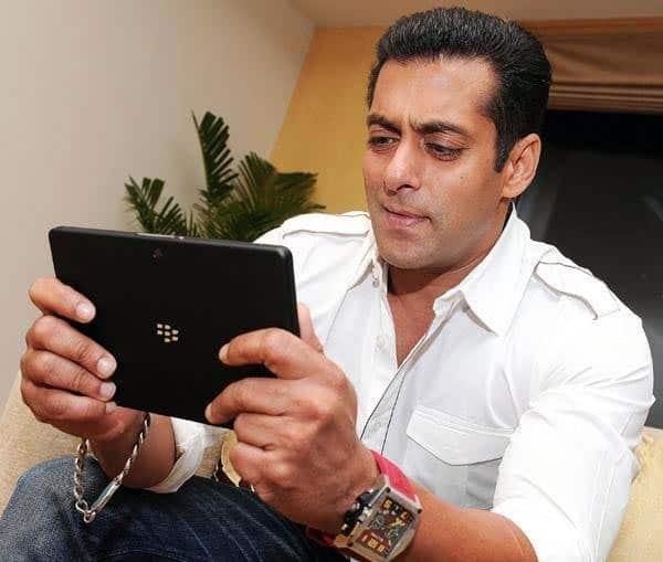 Salman khan phone 261214