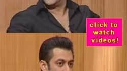 Salman Khan, Aap Ki Adalat, Rajat Sharma
