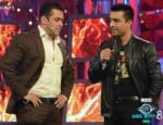 Bigg Boss 8 Highlights: Salman Khan tries to talk in Tamil with Vikram and welcomes Ajaz Khan's back on theshow