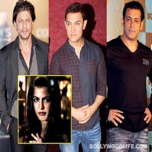 Save your women, pleads Shehnaz Treasurywala in an open letter to Shah Rukh Khan, Salman Khan and Aamir Khan!