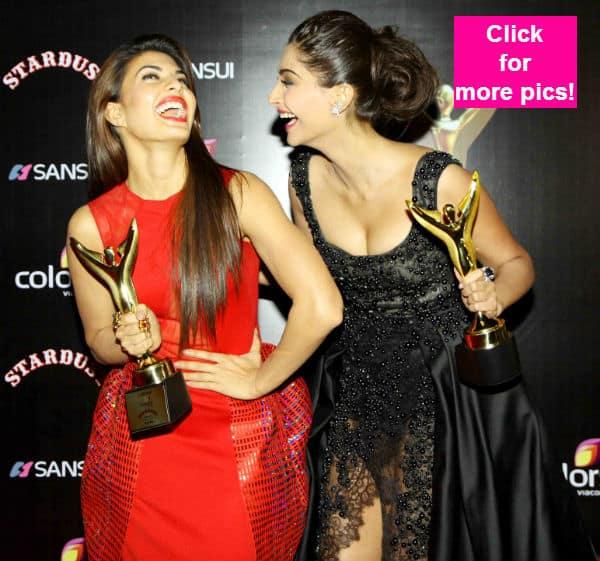 When Sonam Kapoor gave away her fashionista title to Jacqueline Fernandez!