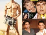 From calling Shah Rukh Khan a dog to baring it all for the PK poster, take a look at Aamir Khan's controversies!