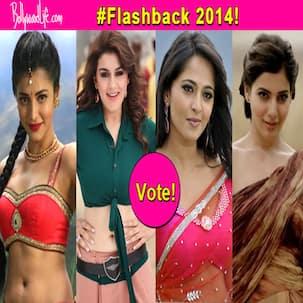Best of 2014: Samantha, Shruti Haasan, Kajal Aggarwal, Anushka or Hansika – Who is the best Tamil actress of 2014? Vote!