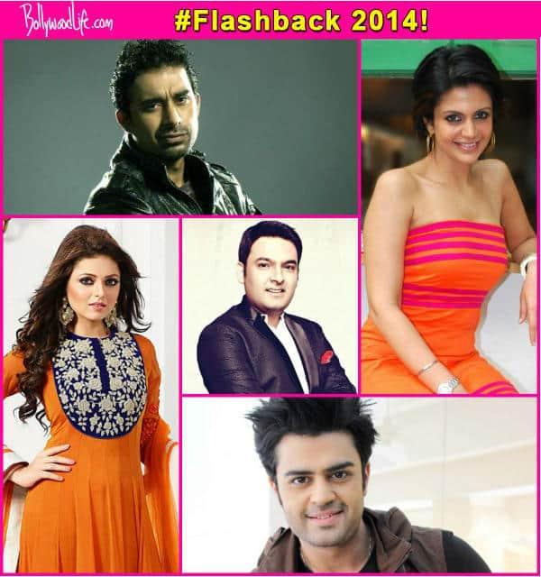 Best of 2014: Kapil Sharma, Drashti Dhami, Rannvijay Singh, Manish Paul- the most popular celebrities on Twitter