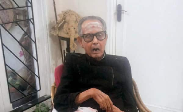 Legendary cartoonist RK Laxman no more