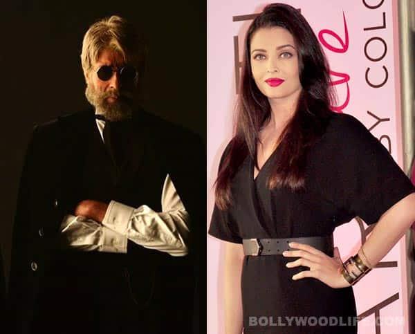 Aishwarya Rai Bachchan: Amitabh Bhachchan's Shamitabh trailer is incredible