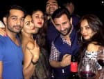Kareena Kapoor and Saif Ali Khan party with friends in Goa – view pic!