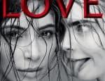 Kim Kardashian and Cara Delevingne's latest cover for Love magazine is super fun- viewpic!