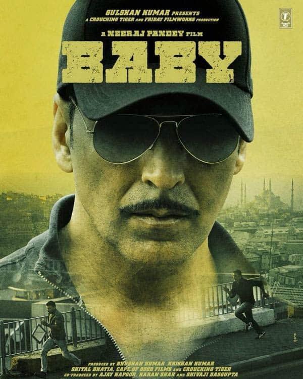 Secret behind Akshay Kumar's Baby title revealed!