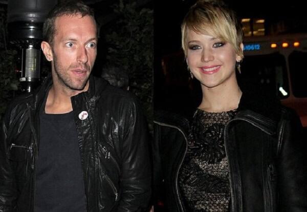 OMG! Jennifer Lawrence fakes split with boyfriend Chris Martin