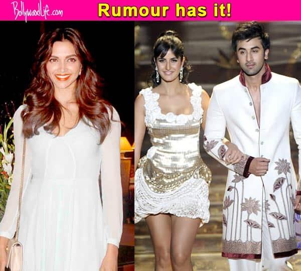 Deepika Padukone to attend Ranbir Kapoor-Katrina Kaif's wedding?