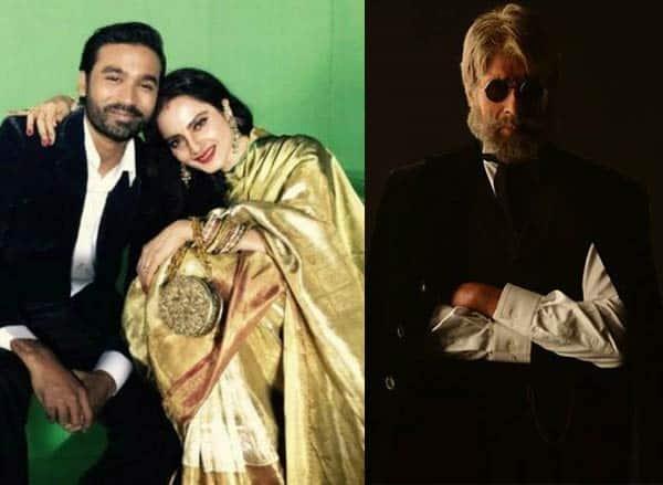 Amitabh Bachchan and Rekha re-unite for Shamitabh!