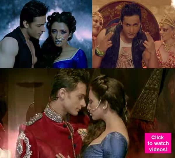 Dooba Hooa Hain.. Kamasutra song: Shaleen Bhanot asks the viewers to sex it up- watchvideo!