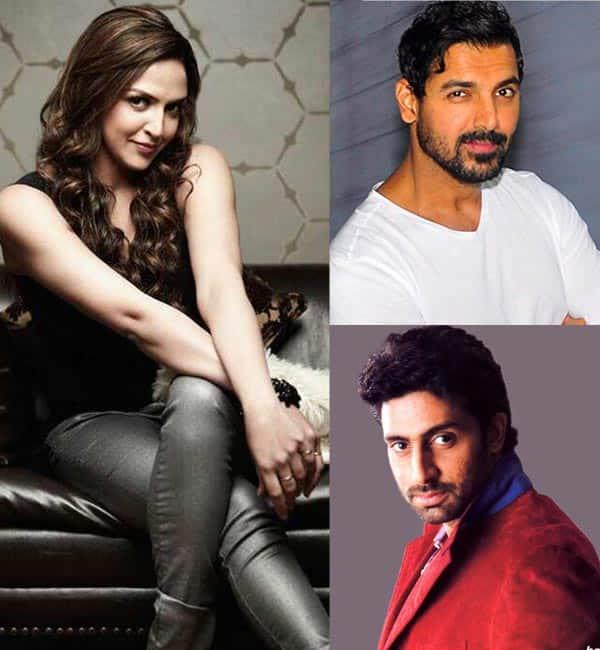 John Abraham and Abhishek Bachchan wish good luck to Esha Deol for MTV Roadies X2
