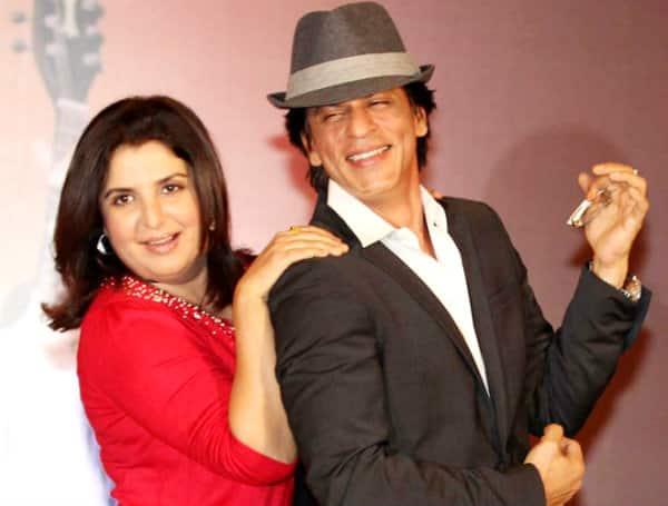 Shah Rukh Khan reveals why he skipped good friend Farah Khan's birthday bash!