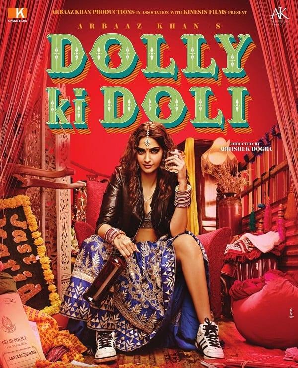 Sonam Kapoor's Dolly Ki Doli gets U/A certificate