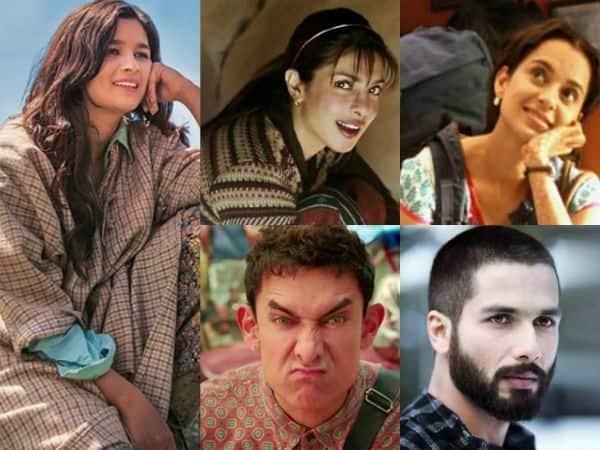 60th Filmfare Awards Nominations: Priyanka Chopra, Shahid Kapoor, Aamir Khan, Alia Bhatt, Kangana Ranaut make the cut!