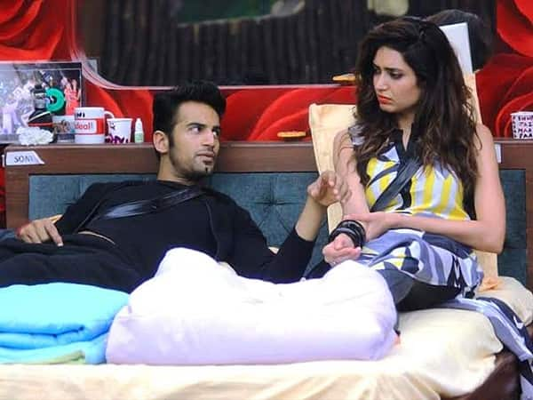Bigg Boss Halla Bol: Are Upen Patel and Karishma Tanna really a couple?