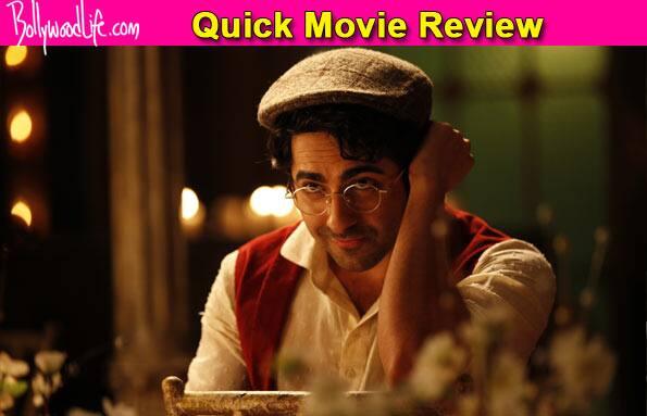 Hawaizaada quick movie review: Ayushmann Khurrana's biopic on Shivkar Talpade is nothing but a yawn fest!