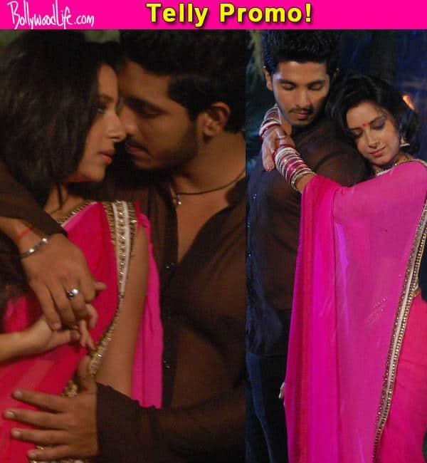 Hum Hain Na video: Pratyusha Banerjee and Kanwar Dhillon shoot for their consummation sequence