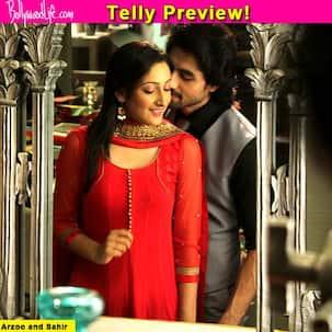 Humsafars: Will Arzoo let Sahir kiss her?