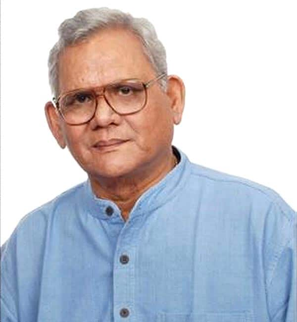 Telugu writer Ganesh Patro no more