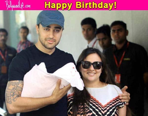 Aww! Imran Khan celebrates his 32nd birthday with daughter Imara