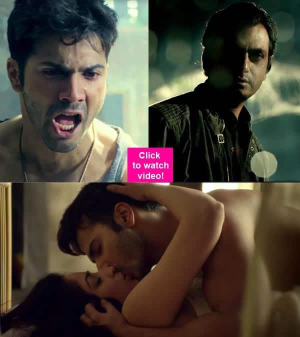 Badlapur song Jee karda: Varun Dhawan stuns with his revengeful avatar – watch video!