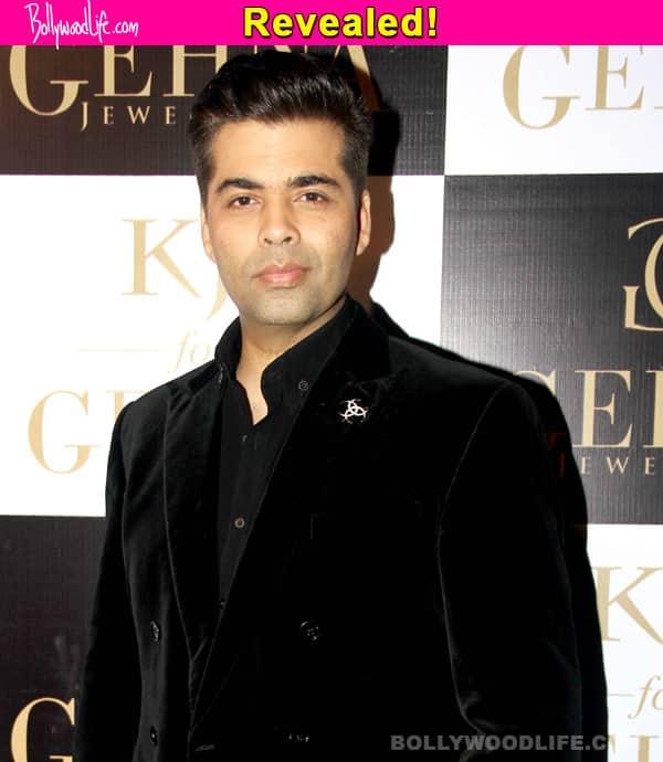 Revealed: Why Karan Johar said no to Bigg Boss Halla Bol!