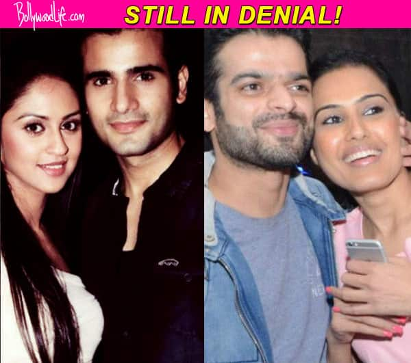 Karan Tacker- Krystle Dsouza, Kamya Punjabi- Karan Patel – couples who've hid their relationship!