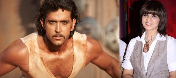 National Award winning costume designer Neeta Lulla to style Hrithik Roshan for Ashutosh Gowariker's Mohenjo Daro!