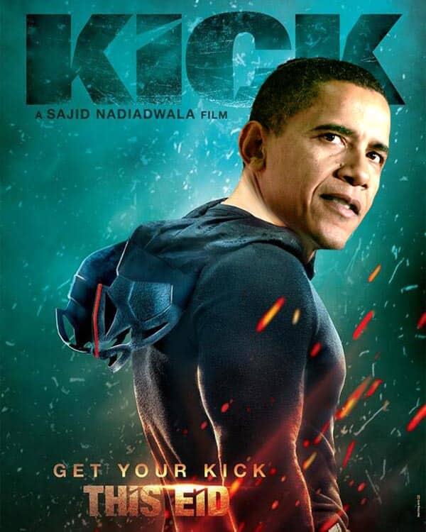 Obama-Kick