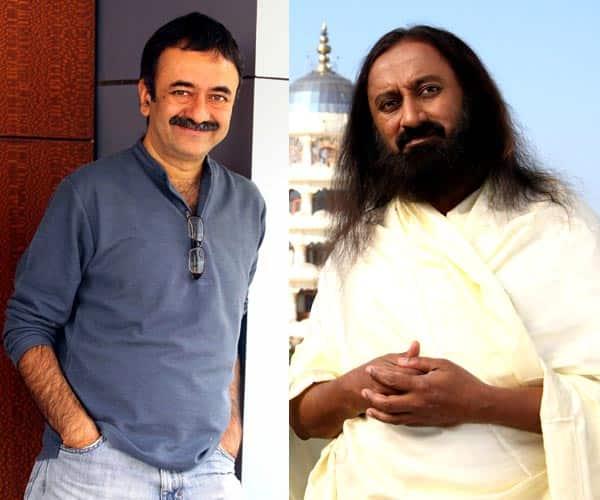 Here's why Rajkumar Hirani expressed gratitude to Sri Sri Ravi Shankar