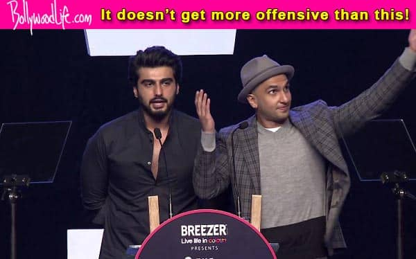 AIB Knockout: Watch Ranveer Singh and Arjun Kapoor getting their egos RIPPED to shreds!