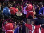 OMG! Ranveer Singh kisses a fan at AIB Roast!