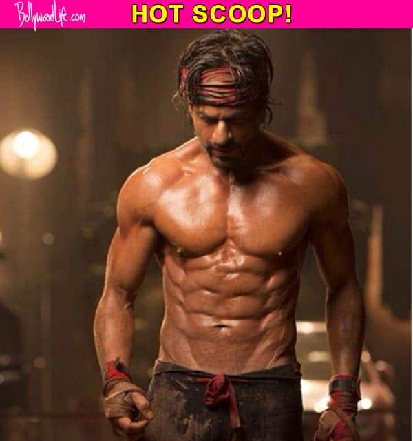 OMG! Shah Rukh Khan to go naked- watch video!