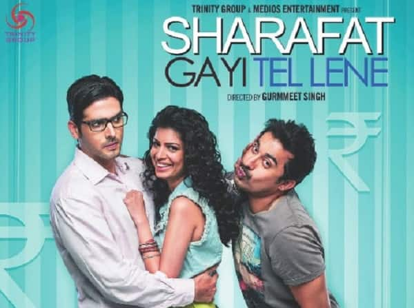 Sharaafat Gayi Tel Lene movie review: Zayed Khan and Ranvijay Singh's film is an original and pleasant satire!