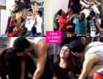 OMG: Shraddha Kapoor's great fall on the sets of ABCD 2 – watchvideo!