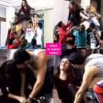 OMG: Shraddha Kapoor's great fall on the sets of ABCD 2 – watch video!