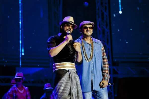 Yo Yo Honey Singh is a sweetheart and a friend, says Shah Rukh Khan!