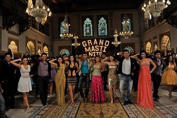 Vivek Oberoi-Riteish Deshmukh-Aftab Shivdasani starrer Grand Masti to premier on TV with 218 cuts