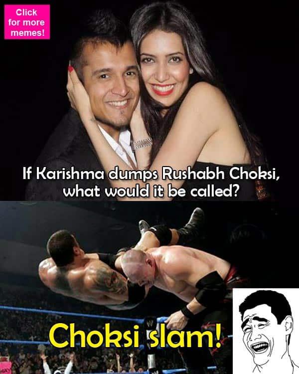 Karishma tanna dating rushabh choksi Want To Know Who Is Karishma Tanna Dating In Her Real Life?