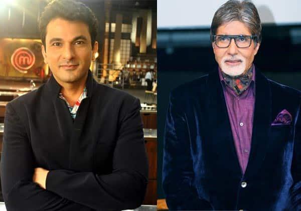 Here's what Chef Vikas Khanna gifted Amitabh Bachchan