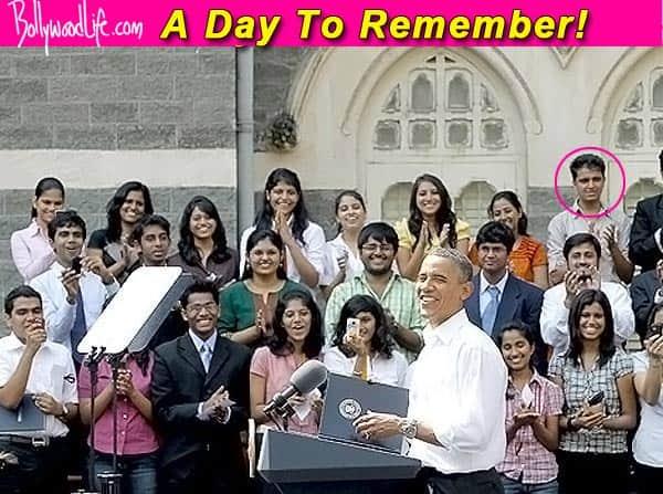 When I met Barack Obama…
