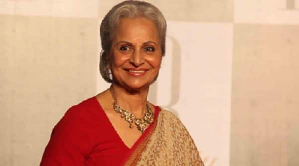 Jaipur Literature Festival 2015: I was a stubborn newcomer in industry, says Waheeda Rehman