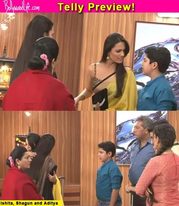 Yeh Hai Mohabbatein: Aditya gets Ishita to apologise to Shagun!