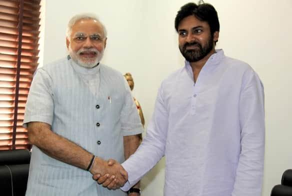 Pawan Kalyan warns Modi government on Twitter