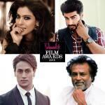 BollywoodLife Film Awards 2015: Arjun Kapoor, Tiger Shroff, Kajol, Rajinikanth nominated in the Best Debut on Social Media category!